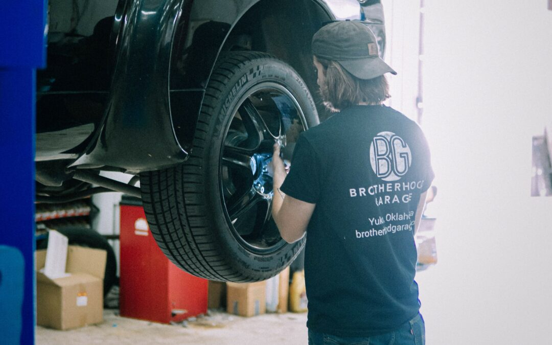 How To Spot A Tire Leak