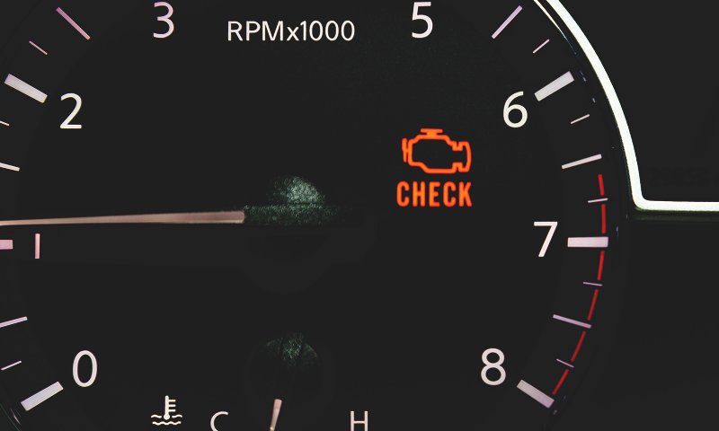 Dashboard Lights and What They're Telling You